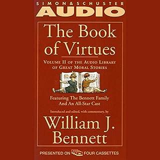 The Book of Virtues, Volume II audiobook cover art