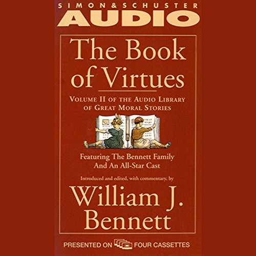 The Book of Virtues, Volume II audiobook cover art