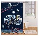 Franco Star Wars Shower Curtain