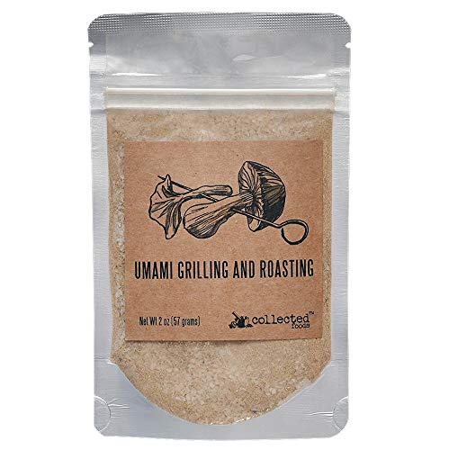 Gourmet Umami Mushroom Powder: Capture the flavor of Umami with this proprietary Umami Seasoning Blend by Collected Foods