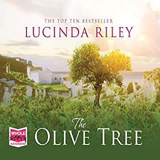 The Olive Tree                   By:                                                                                                                                 Lucinda Riley                               Narrated by:                                                                                                                                 Lucinda Riley,                                                                                        Harry Whittaker                      Length: 14 hrs and 4 mins     154 ratings     Overall 4.2