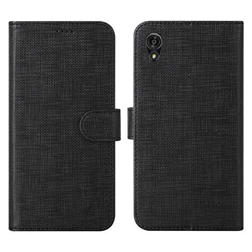 Moto E6 Case, Motorola Moto E6 Case, Foluu Flip/Folio Cover Wallet Magnetic Closure...