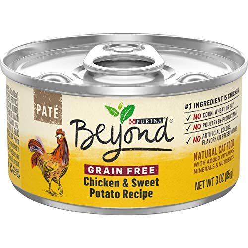 Purina Beyond Grain Free Adult Wet Cat Food