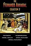 Fernando Arrabal Collection 2 [Reino Unido] [DVD]