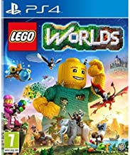 LEGO Worlds, action and adventure game for Playstation 4, Blueray disc