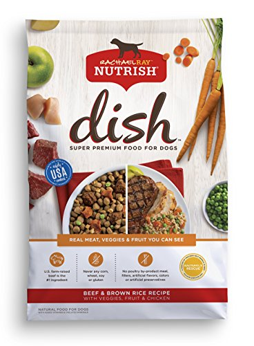 Nutrish Dish Super Premium Dry Dog Food $7.89(51% Off)