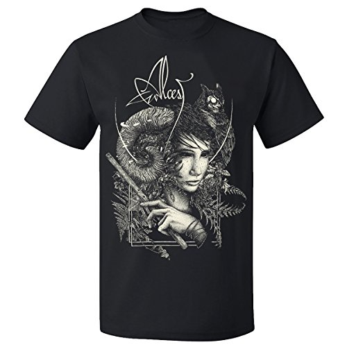 Alcest - Faun T-Shirt M black