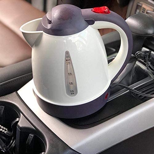 Electric Kettle Car Max 69% OFF 150W 304 Stainless Port Large special price Steel Capacity