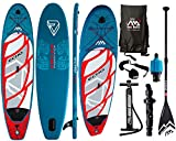 Aqua Marina ECHO 10.6 iSUP Sup Stand Up Paddle Board Paddel nach Auswahl (Misc.)