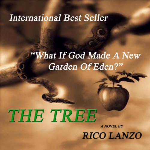『The Tree: 'What if God made a New Garden of Eden?'』のカバーアート