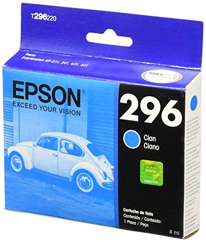 Epson Cartucho de Tinta color Cyan,  T296220