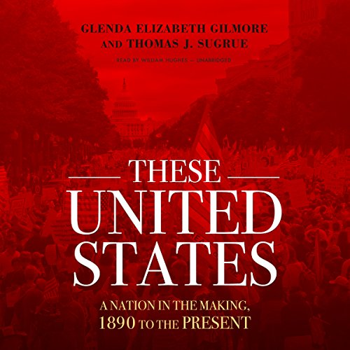 These United States audiobook cover art