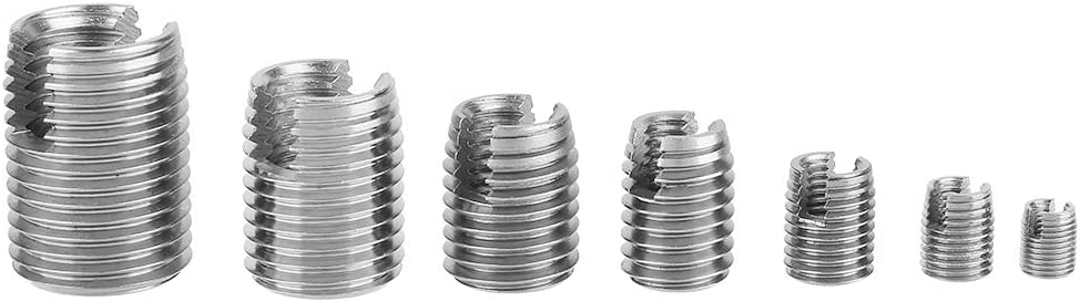Self Tapping Thread Insert Wire Long Inserts Serv 50PCS Ranking TOP18 Mail order