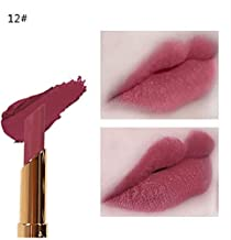 TAOtTAO Cosmetics Matte And Pumpkin Color Bean Paste Lip