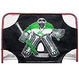 Crown Sporting Goods 72' x 48' Green Skull Sniper Ice Hockey Practice Shooting Target