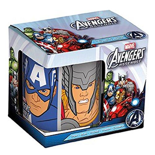 Vengadores - Taza en caja