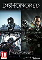 Dishonored DLC Double Pack: Dunwall City Trials and The Knife of Dunwall (PC DVD) (UK Account required for online content)
