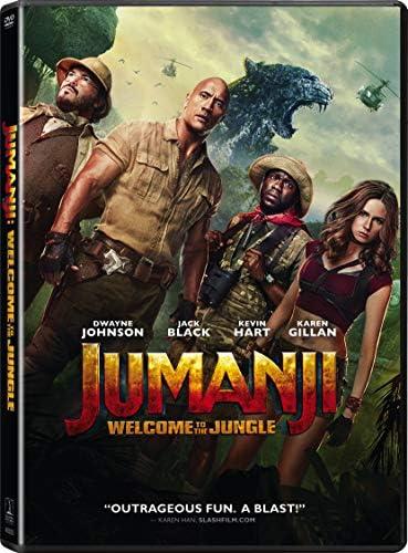 Jumanji Welcome to the Jungle product image