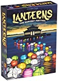 Lanterns: The Harvest Festival, Fast Paced Card Game Set, 2-4 Players, 30 Min Playing Time, Place Tiles to Adorn the Palace Lake with Floating Lanterns, Earn the Most Honor Before the Festival Begins