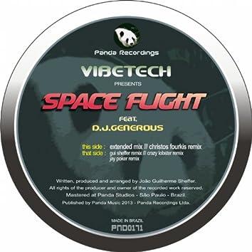 Space Flight (Remixes) [feat. D.J.Generous]