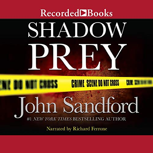 Couverture de Shadow Prey