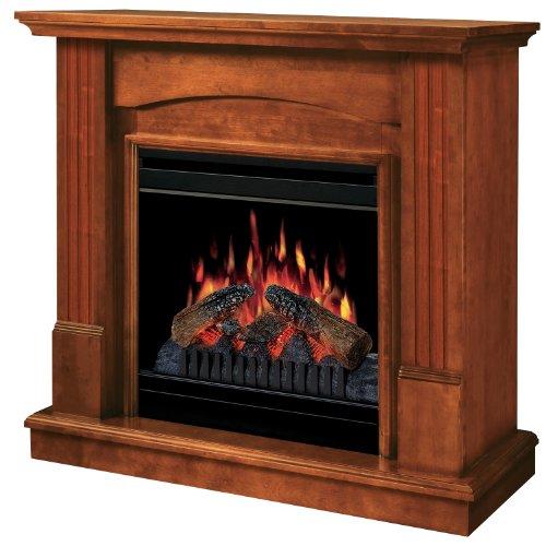 Hot Sale Dimplex Tessa Electric Fireplace, CFP3685A, Amaretto