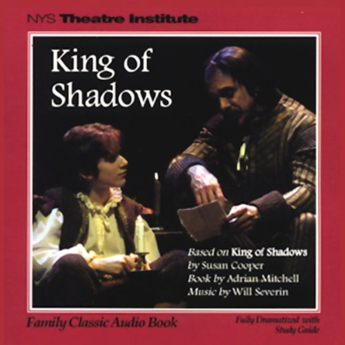 King of Shadows (Dramatized) cover art