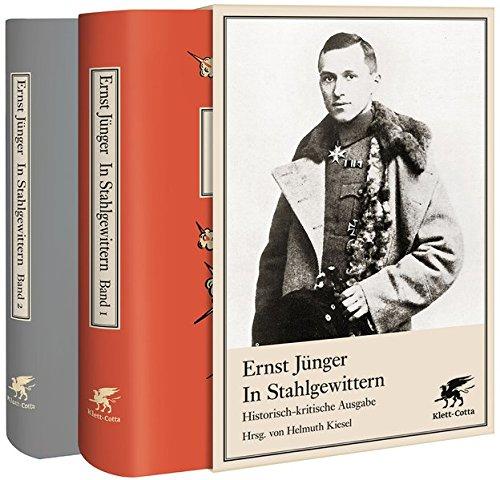 In Stahlgewittern: Historisch-kritische Ausgabe