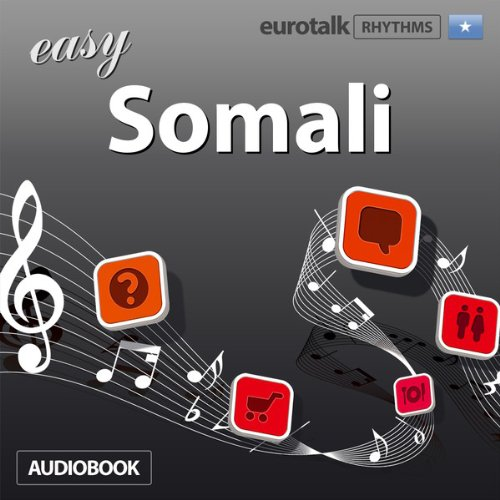 Rhythms Easy Somali audiobook cover art