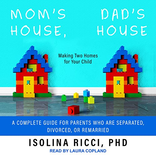 Mom's House, Dad's House audiobook cover art