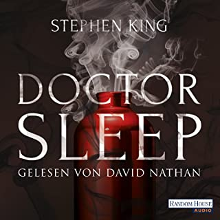 Doctor Sleep audiobook cover art