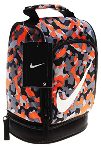 Nike Dome Lunch Tote - Total Orange/Cool Grey