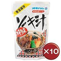 オキハム ソーキ汁 琉球料理シリーズ 400g 10袋セット