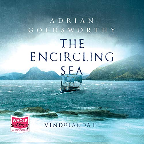 The Encircling Sea audiobook cover art