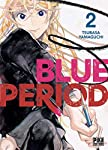 Blue Period Edition simple Tome 2