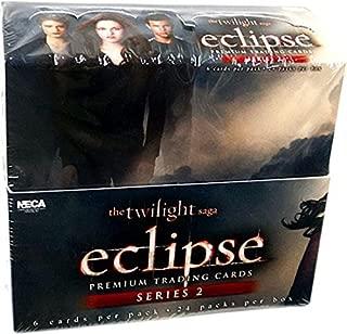 2010 NECA Twilight Eclipse Series 2 Trading Card Box by NECA