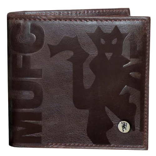 Manchester United F.C. Luxury Lined Wallet 880