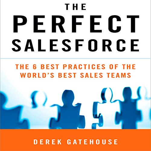 The Perfect SalesForce audiobook cover art