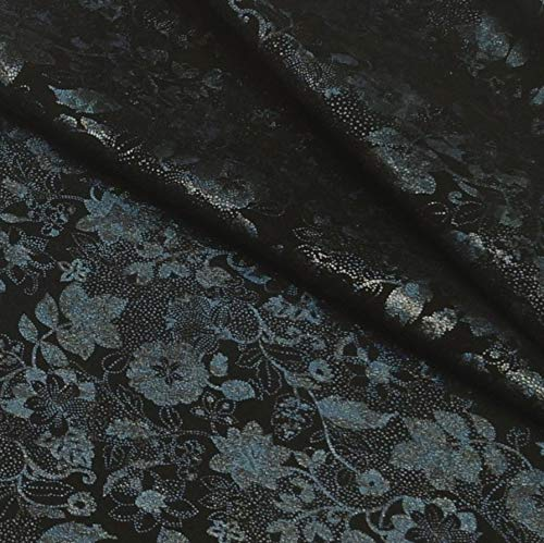 Kalbsleder 1,0 mm Dick Flower Design 182 (297 x 420 mm, 1 x A3)