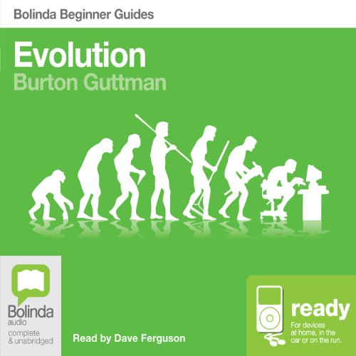 Evolution: Bolinda Beginner Guides cover art