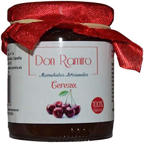Mermelada Artesana Don Ramiro De Cereza. 100% Natural Elaborado con 70gr De Fruta por 100gr. P.neto 250gr.
