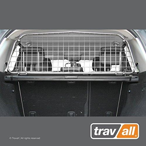 Travall Guard TDG1046 – Grille de séparation avec revêtement en poudre de nylon