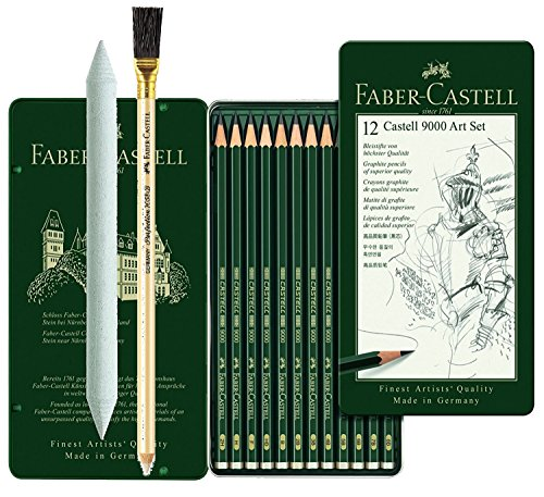 Lapices Faber Castell Grafito Marca Faber-Castell