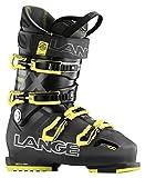 LANGE SX 100 Botas de Esquí, Hombre, Anthracite/Amarillo, 29.5