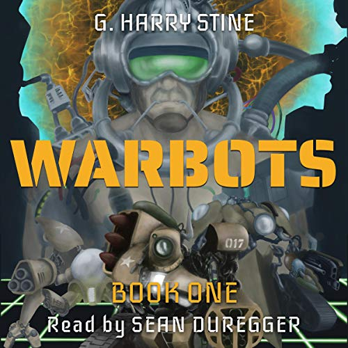 Warbots audiobook cover art