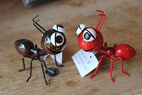 2 niedliche Ameisen mit Magnet