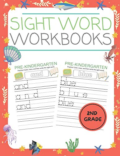 Sight word workbooks 2nd grade: Learn to Write and Spell Essential Words  ...