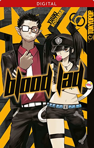Blood Lad 06: Wut + Brille = Zack!