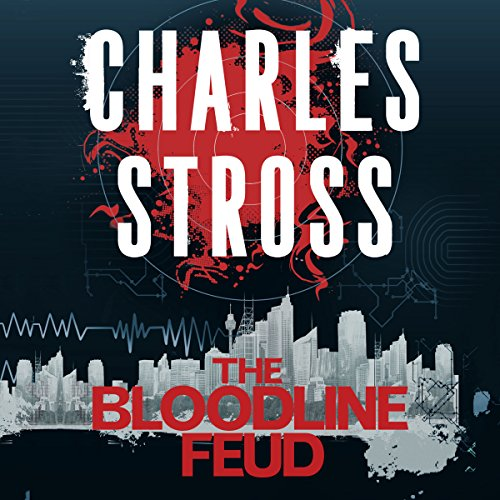 Couverture de The Bloodline Feud