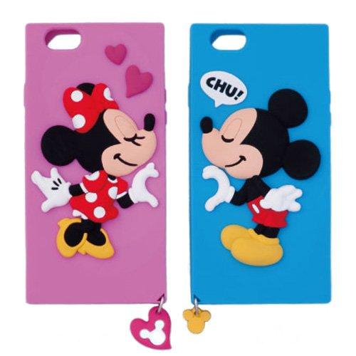 ミッキーマウス ミニーマウス iPhoneケースセット iPhone6 iPhone6s対応【東京ディズニーリゾート限定】